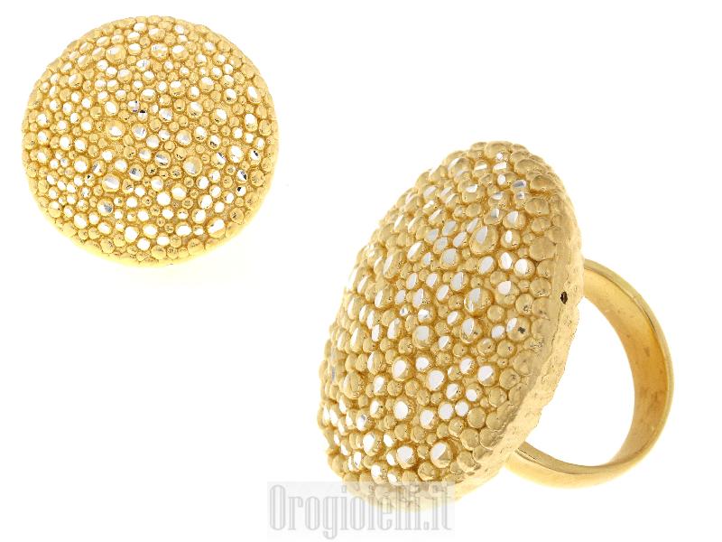 956ededa411982 Anelli grandi in argento 925: vendita oro, gioielli, bigiotteria a ...