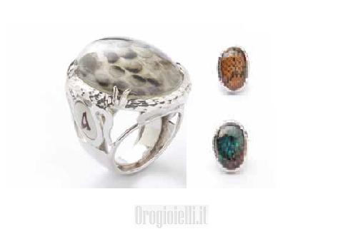 Anelli handmade Fashion Bijoux: Anello Antonella Piacenti argento 925