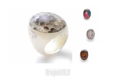 CHIC BIJOUX Anello bijoux handmade (artigianale)