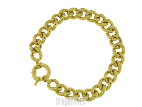 Bellissimo bracciale da donna modello classico oro 18k