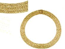 Bellissimo girocollo panter in oro 18 kt