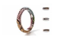 Gold Jewells: Antonella Piacenti Python bracelet