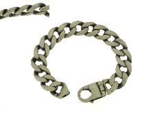 Bracciale VINTAGE in argento brunito