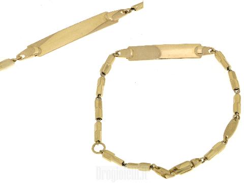 Gioielli Bambini in oro Bracciale per noenato alla moda