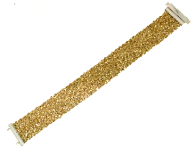 Gold Jewells: Golden and silver bracelet