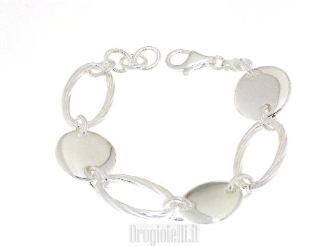 Bracciali in  argento 925