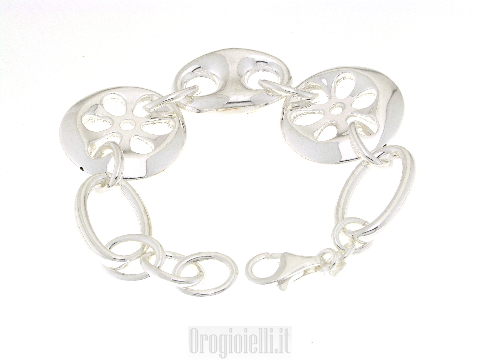 Bracciali in argento ultima moda