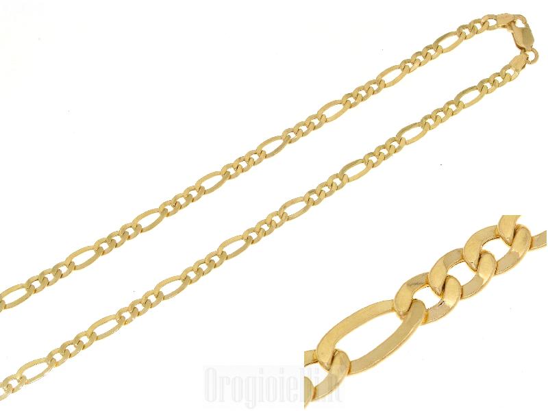 a399d2e38ebe Cadenas hombre hueco en oro de 18 quilates  Venta de oro