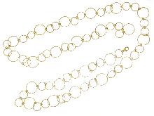 Chanel in oro giallo 18 carati