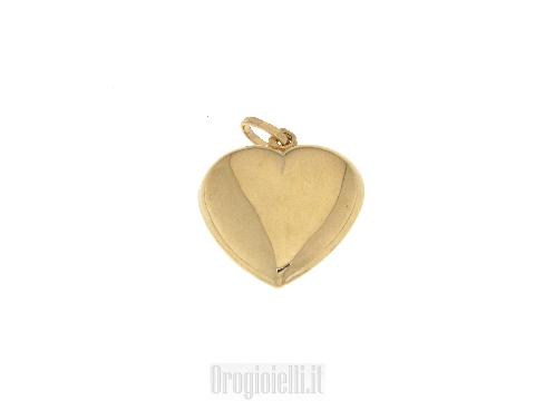 Ciondoli in oro giallo 18 carati