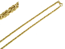 Gold Jewells: Necklace bussiness man