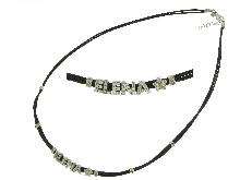 Collana in argento con nome ELENA