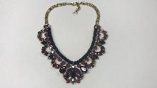 Collier BIANCO Bijoux outfit rubino per occasioni particolari