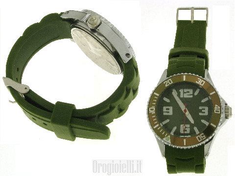 Cool Steel Collection Army Green