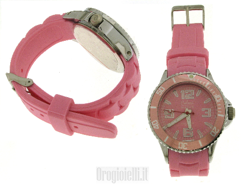 Cool Steel Collection Baby Pink