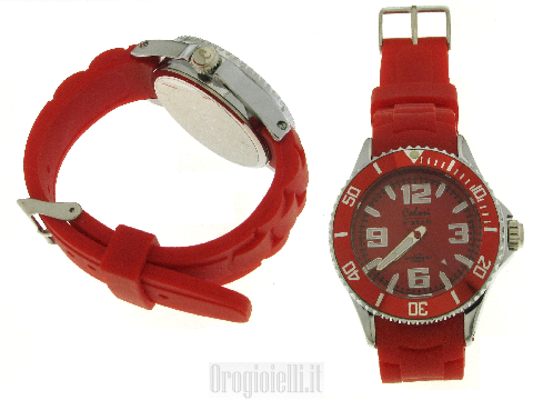 Cool Steel Collection Red