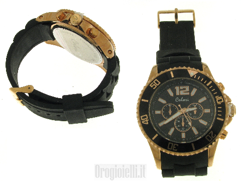 Cool chrono Collection All Black