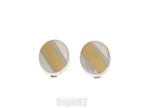 Copribottoni in oro bianco prezzi outlet