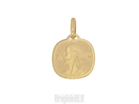 Cristo STELLA in oro giallo