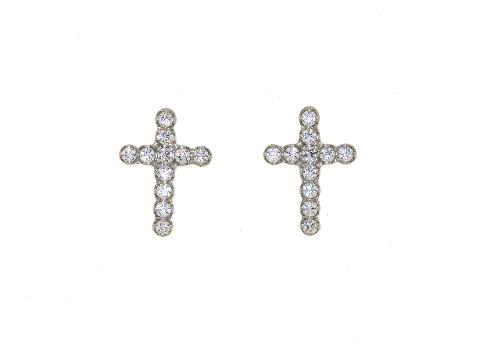 Croce e zirconi