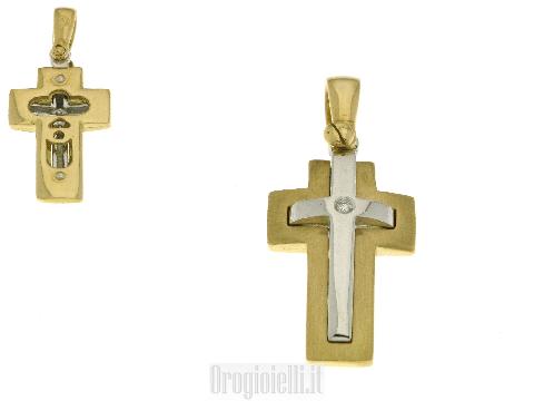 Croce in oro ultima tendenza