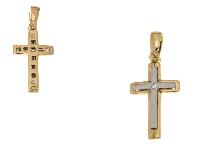 Croce per un battesimo d oro