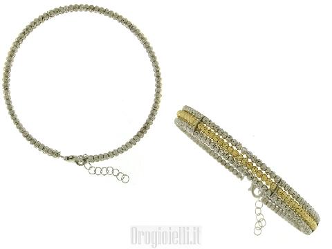 Design di ultime generazioni in argento 925