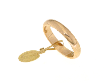 FEDI NUZIALI per matrimoni in oro 1 AR