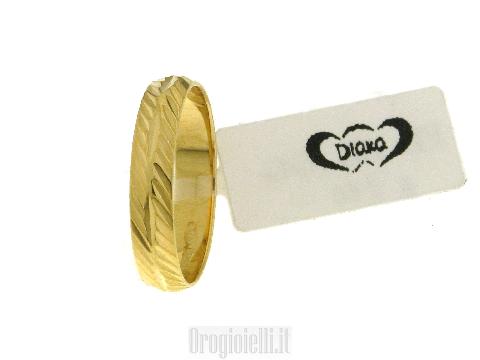 Fedi DIANA Fedina San Valentino in oro