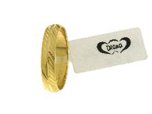 Fedina San Valentino in oro