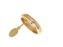 Gold Jewells: Engagement ring and Faith Unoaerre