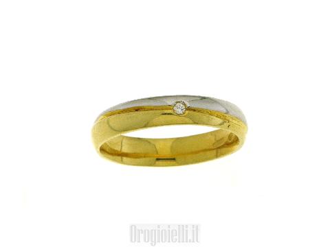Fedine-comode da fidanzamento in argento