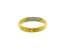 Fedine in argento 925