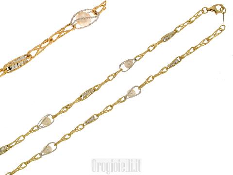 GIOIELLI FRATELLI BOVO: Collana con perle