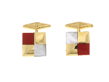 Gold Jewells: Cufflinks for your shirt