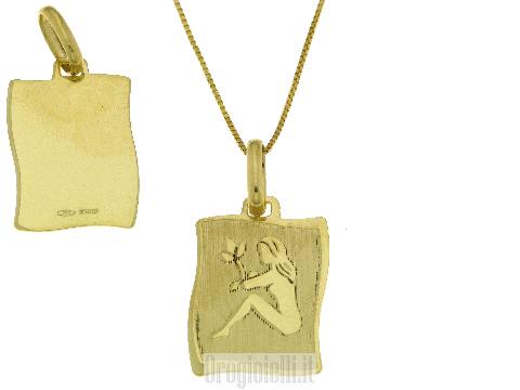 Gioielli Stella Milano oro giallo 18 kt