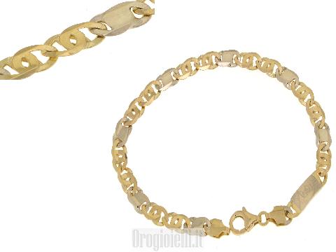 Gioielli per sposo in oro 18 karati