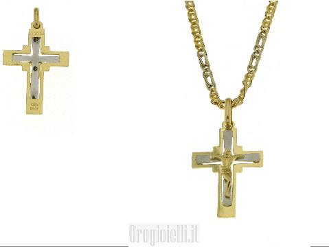 Girocolli in oro per battesimi o comunioni