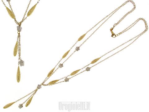 Gioielli oro made in Italy - L'Italia nei gioielli in oro 18 kt