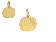 Gold Jewells: STELLA Madonna in yellow gold