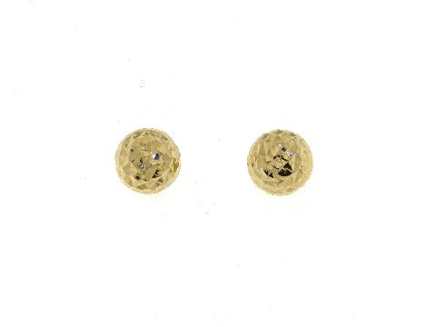 Mezze sfere diamantate