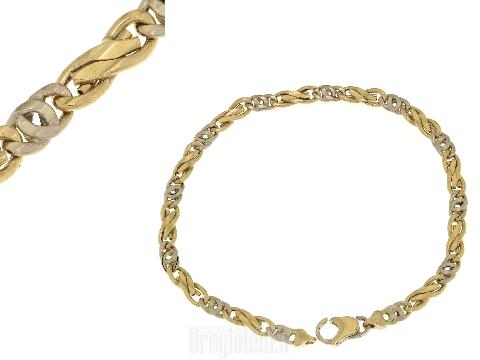 Gioielli alta oreficeria 750 Bracciale vuoto oro