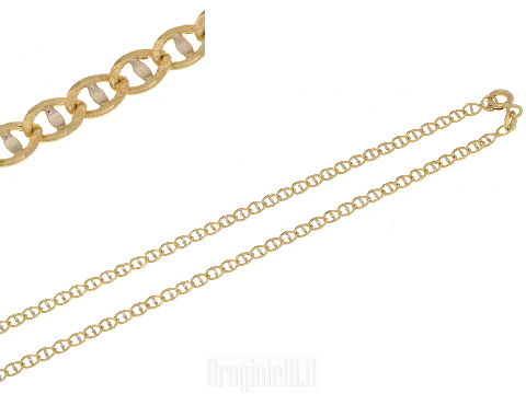 Catenina oro 18 carati