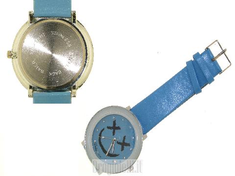 Orologio colorato impermeabile