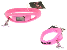 Orologio rosa PINK PANTHER