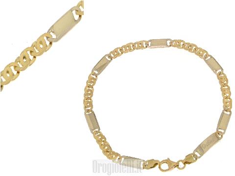 Outlet dei gioielli da uomo in oro
