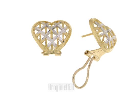 Oreccini Neonero PVZ collezione lucciole in oro