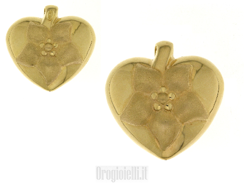 Pendenti e ciondoli on line in oro 18ct
