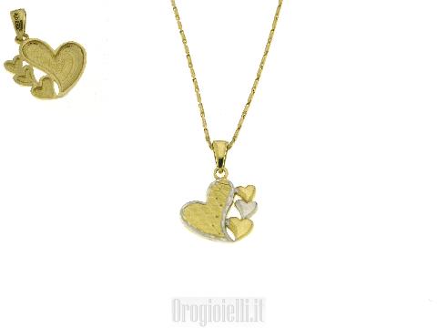Perfetto regalo per fidanzata in oro
