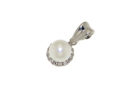 Perla e zirconi
